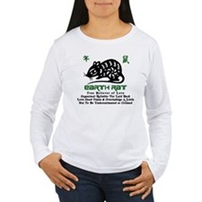 Chinese Zodiac Earth Rat T-Shirt