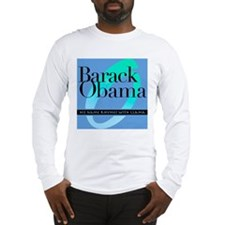 Barack Obama Long Sleeve T-Shirt