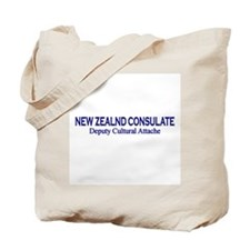 New Zealand Consultate: Deput Tote Bag