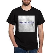 New Zealand Consultate: Deput T-Shirt
