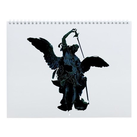 Angels Wall Calendar