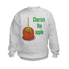 Candy Apple Sweatshirt