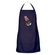 Day of the Dog Snoopy Apron (dark)