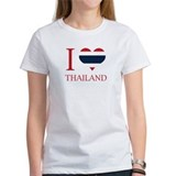 Cute Thailand designs Tee