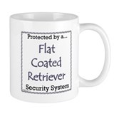 Flat-Coat Security Coffee Mug