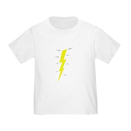 Lightning Bolt (Vintage) Toddler T-Shirt