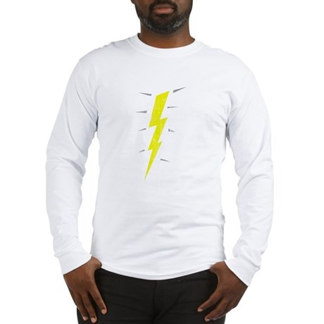 Lightning Bolt (Vintage) Long Sleeve T-Shirt