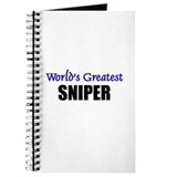 Worlds Greatest SNIPER Journal