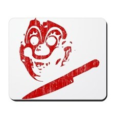 Michael Myers Clown Mask Mousepad