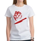 Michael Myers Clown Mask Tee