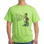The Mean Goat Green T-Shirt