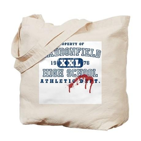 Property of Haddonfield High Tote Bag