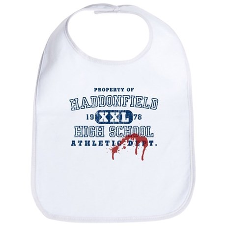 Property of Haddonfield High Bib