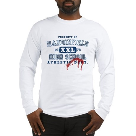 Property of Haddonfield High Long Sleeve T-Shirt