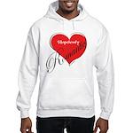 Romantic Hooded Sweatshirt