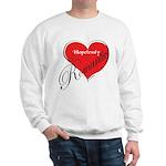 Romantic Sweatshirt