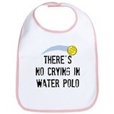 No Crying (WP) Bib