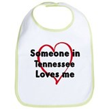 Loves me: Tennessee Bib