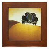 Delahaye Framed Tile