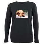 didntdoit.png Plus Size Long Sleeve Tee