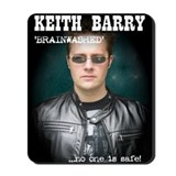 Keith Barry Mousepad
