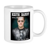 Keith Barry Small Mug