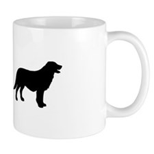I love my Flat Coated Retriev Mug