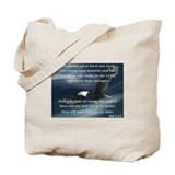 Funny Isaiah Tote Bag