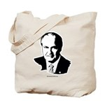 Fred Thompson Face Tote Bag