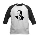 Fred Thompson Face Kids Baseball Jersey