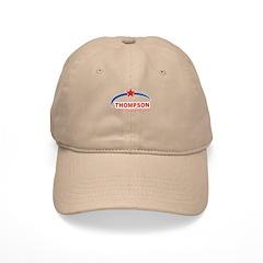 Thompson for President Cap
