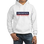 Fred Thompson for President Hooded Sweatshirt