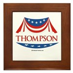 Fred Thompson Framed Tile