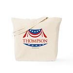 Fred Thompson Tote Bag