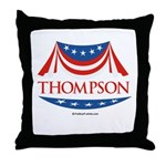 Fred Thompson Throw Pillow