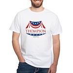 Fred Thompson White T-Shirt