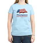 Thompson for President Women's Light T-Shirt