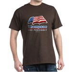 Thompson for President Dark T-Shirt