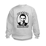 2008 Election Candidates Kids Sweatshirt