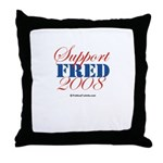 Support Thompson Throw Pillow