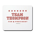 Team Thompson Mousepad