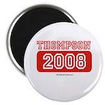 Thompson 2008 Magnet