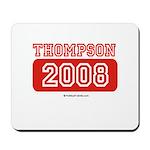 Thompson 2008 Mousepad