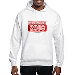 Thompson 2008 Hooded Sweatshirt