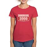 Thompson 2008 Women's Dark T-Shirt