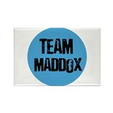Team Maddox Rectangle Magnet (10 pack)