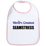 Worlds Greatest SEAMSTRESS Bib