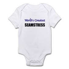 Worlds Greatest SEAMSTRESS Infant Bodysuit
