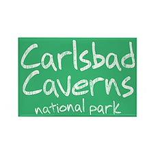 Carlsbad Caverns National Park (Graffiti) Rectangl