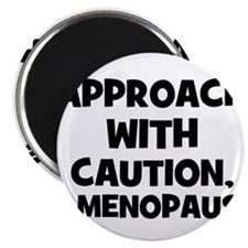 "Approach with Caution, I'm me 2.25"" Magnet (10 pac"